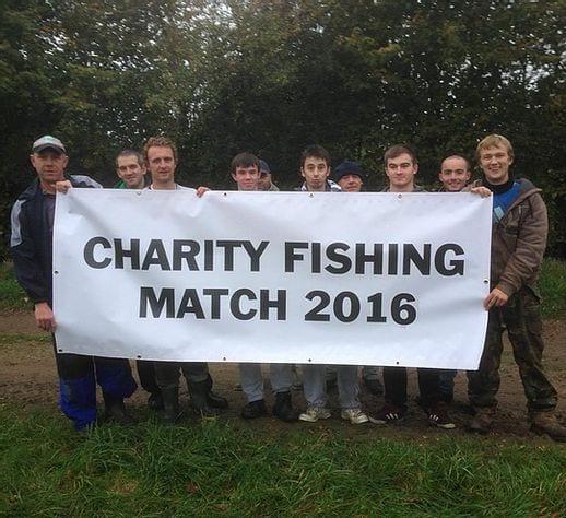 Castle Farm's Charity Fishing Match 2016