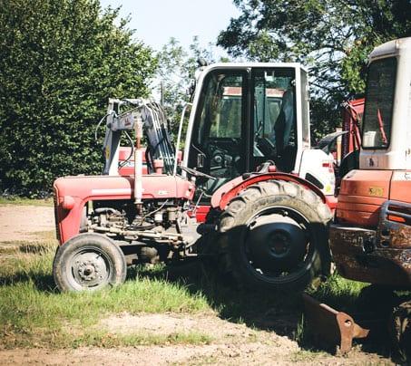Castle Farm - Red Tractor Assurance Scheme