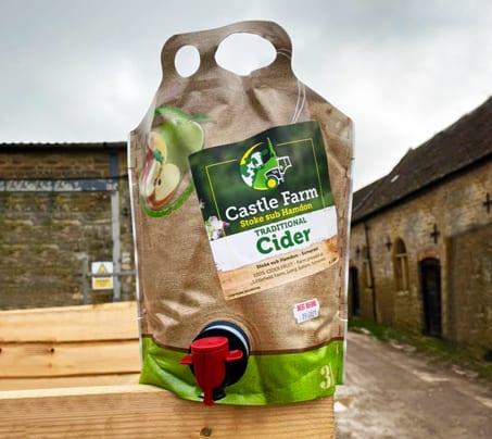 Castle farm cider for sale